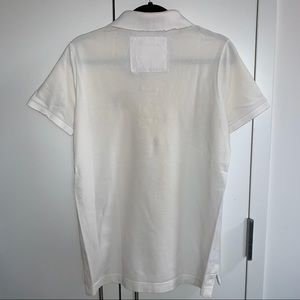 Abercrombie & Fitch Shirts - A&F White Polo